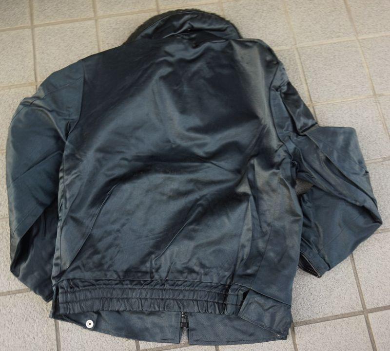 米法執行機関放出BLAUER製 防寒ポリスジャケット36S