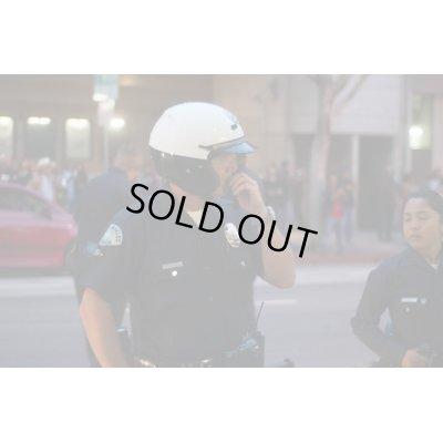 画像4: LAPD放出ポリスシャツMEDIUM〜LARGE寸