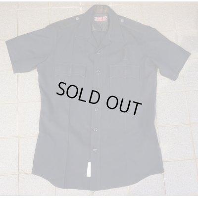 画像1: LAPD放出ポリスシャツMEDIUM〜LARGE寸