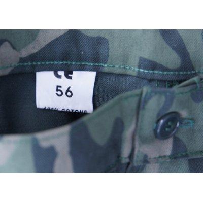 画像3: ルーマニア軍? イタリア軍? M1990リーフ迷彩アーバンタイプ?パンツ56新品