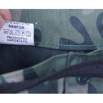 画像4: ルーマニア軍? イタリア軍? M1990リーフ迷彩アーバンタイプ?パンツ56新品