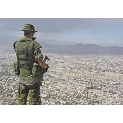 画像5: カナダ軍CADPAT迷彩アサルトベスト用キャンティーンポーチ右用
