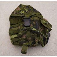 カナダ軍CADPAT迷彩アサルトベスト用キャンティーンポーチ右用