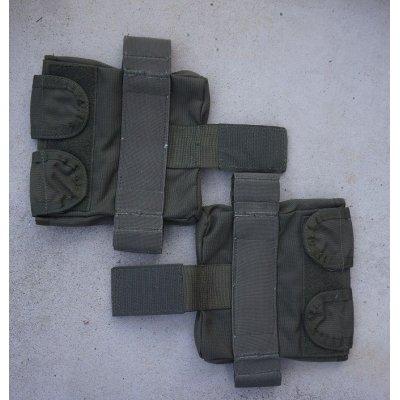画像2: MSAパラクレイト6x6サイズ ショルダーアーマーカバー2個セットSG