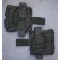 MSAパラクレイト6x6サイズ ショルダーアーマーカバー2個セットSG