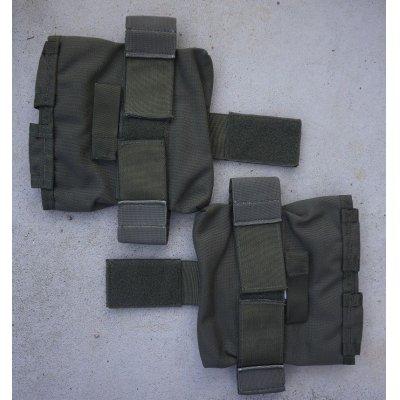 画像1: MSAパラクレイト6x6サイズ ショルダーアーマーカバー2個セットSG