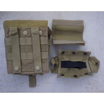 画像2: 米軍放出LBT-9006A M60/SAWポーチCB(コヨーテブラウン)新品