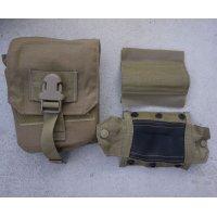 米軍放出LBT-9006A M60/SAWポーチCB(コヨーテブラウン)新品