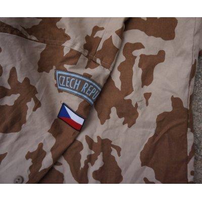 画像3: チェコ軍Vz.95砂漠迷彩シャツ