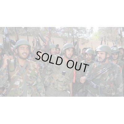 画像4: シリア軍OD戦闘服 上下セット サイズ2新品