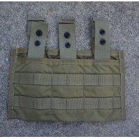 米軍イーグルSFLCS V.2 トリプルマガジンポーチ(3マグキャリア)カーキ新品