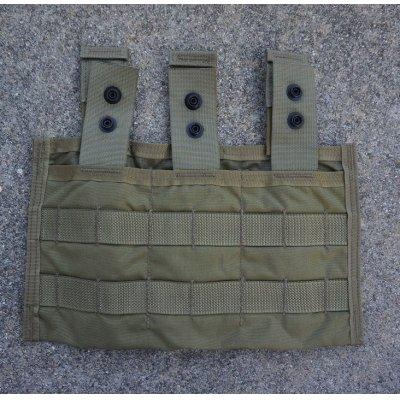 画像1: 米軍イーグルSFLCS V.2 トリプルマガジンポーチ(3マグキャリア)カーキ新品