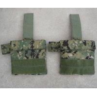 米軍イーグルAOR2迷彩デルトイドポケット(ショルダーアーマー)新品