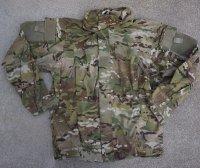 米軍ECWCS Gen3 LV5ソフトシェルジャケットOEFCP(MULTICAM迷彩)MEDIUM-LONG新品