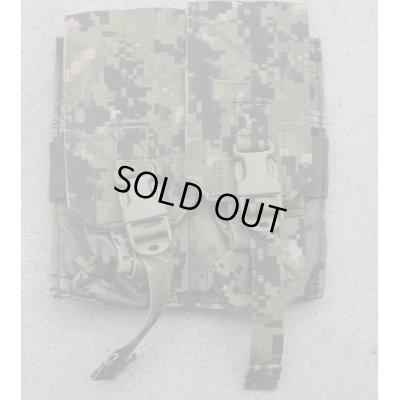 画像1: 米軍イーグルAOR2迷彩ダブルマガジンポーチ新品