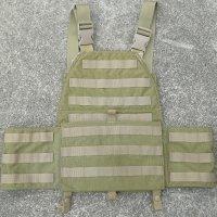 米軍放出LBT-6094プロトタイプ プレートキャリア型ベストCT(コヨーテタン)新品