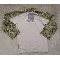 米軍放出CRYE/DRIFIRE製AOR2迷彩コンバットシャツ新品