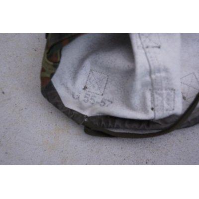 画像3: ドイツ連邦軍(ドイツ軍)フレック(フレクター)迷彩ヘルメットカバー