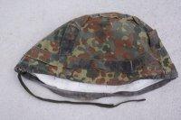 ドイツ連邦軍(ドイツ軍)フレック(フレクター)迷彩ヘルメットカバー