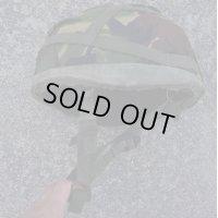 英軍 空挺ケブラーヘルメットDPM迷彩ヘルメットカバー付きMEDIUM