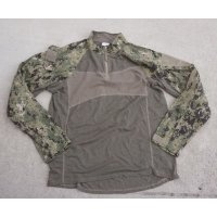 米軍NEW BALANCEコンバットシャツAOR2迷彩2X-LARGE