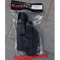 米軍放出? BLADE-TECH SUREFIRE X300フラッシュライト付きグロック19用ホルスター新品