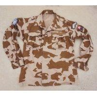 スロヴァキア軍 砂漠迷彩ジャケット サイズ164/100及び194/41-42