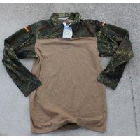 LEO KÖHLER製ドイツ連邦軍フレクター迷彩コンバットシャツ新品