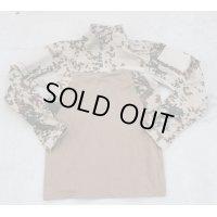 75TACTICAL製デザートフレクター迷彩コンバットシャツ50/52サイズ新品