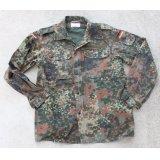 ドイツ連邦軍(ドイツ軍)フレクター迷彩(フレック迷彩)ジャケット