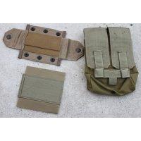 米軍イーグルSFLCS 200rd SAWポーチ カーキ新品