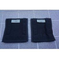 パラクレイト サイドプレートポケット2個セット黒 新品プレMSAロット