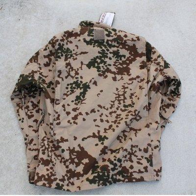 画像2: TACGEAR製デザートフレクター迷彩コンバットシャツSmall新品