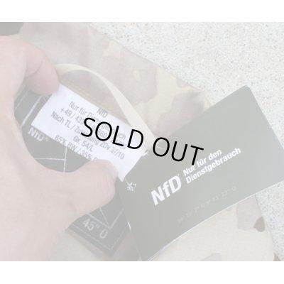 画像3: NfD製KSK用デザートフレクター迷彩フィールドシャツLarge新品