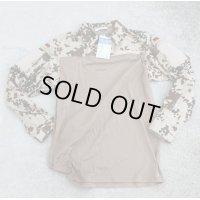 LEO KÖHLER製ドイツ連邦軍ヴィステン(デザートフレクター)迷彩コンバットシャツ新品