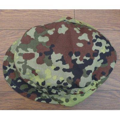 画像3: ドイツ連邦軍(西ドイツ軍)試作フレクター迷彩キャップ帽