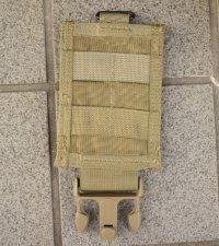 米軍アライドSFLCSホルスターアダプター カーキ新品