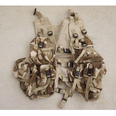 画像1: クウェート軍デザートDPM迷彩アサルトベスト