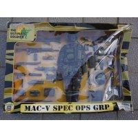 21 Century Toys製 米軍ベトナム戦争MACV SOGフィギュアセット1/6新品