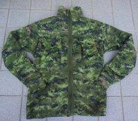 カナダ軍CADPAT迷彩フリース7036サイズ