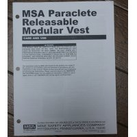 MSAパラクレイトRAV・RMVマニュアル新品