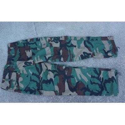 画像2: ANA(アフガニスタン政府軍)ウッドランド迷彩パンツ サイズ40