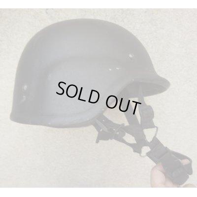画像2: 英警察放出Vest Guard製PASGTヘルメット黒Medium(ANAも使用)
