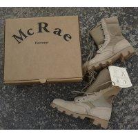 米軍Mc Rae製 初期型デザートブーツ(パナマソール)サイズ7R(約25cm)新品