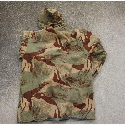 画像2: パキスタン軍? ブラッシュパターン+リザードパターン迷彩リバーシブル スモックMEDIUM