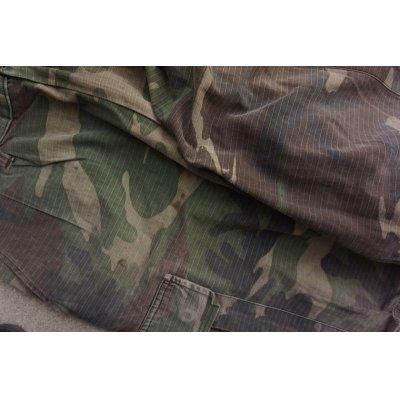 画像4: スリランカ軍ウッドランド迷彩パンツ