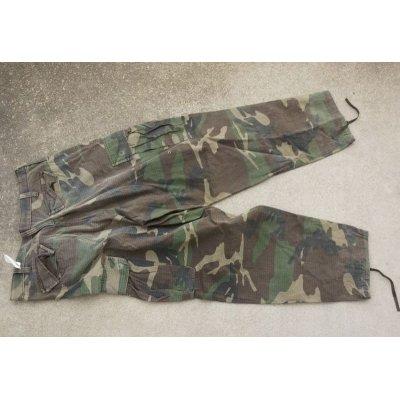 画像2: スリランカ軍ウッドランド迷彩パンツ