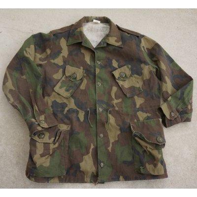 画像1: カナダ製 民生品? カナダ軍 試作品? ウッドランド迷彩ジャケット