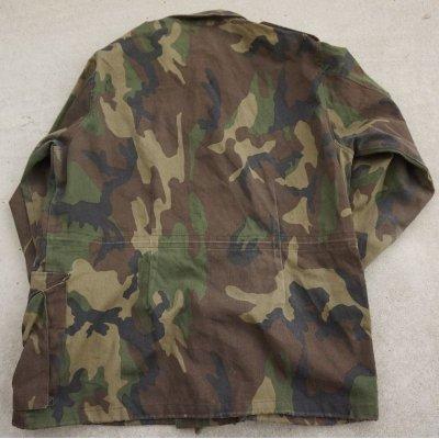 画像2: カナダ製 民生品? カナダ軍 試作品? ウッドランド迷彩ジャケット