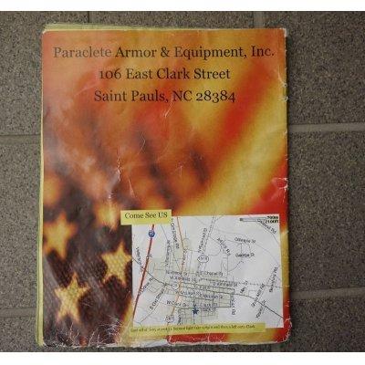 画像2: 米CIA放出パラクレイト2004年春版カタログ全36ページ(RAV,HPC,FLC4種,RACK,OTV,ブリーフケースベストなど掲載)